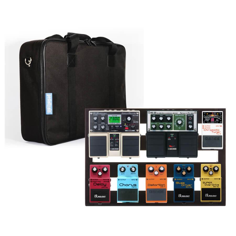Pedaltrain Classic JR w/soft case