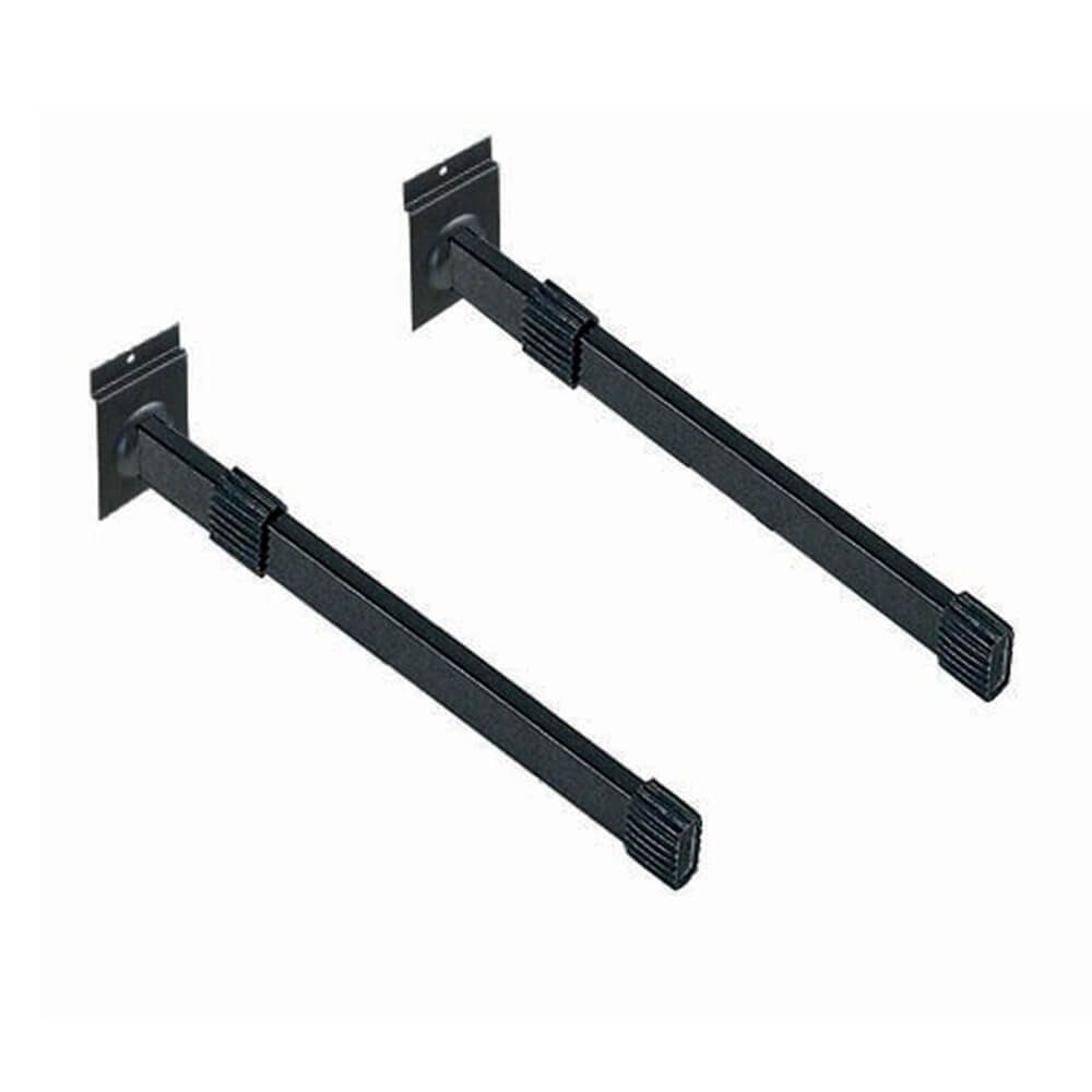 Quiklok SBT16 Slatwall Straight Tier Pair 16″
