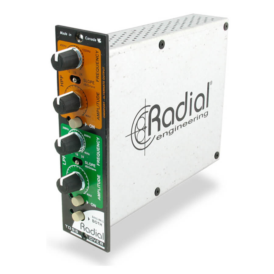 Radial Workhorse TossOver Variable Frequency Divider - 500 Series