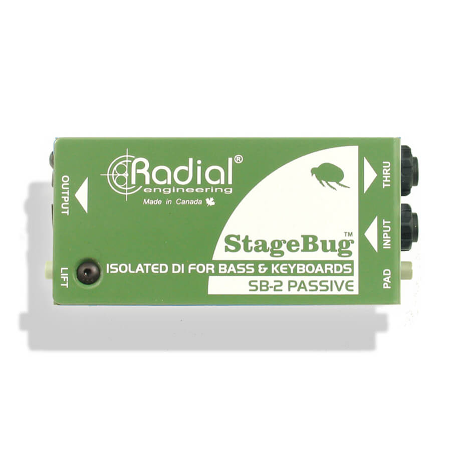 Radial Engineering StageBug SB-2 Passive DI