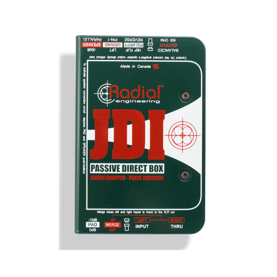 Radial Engineering JDI Passive direct box - mono