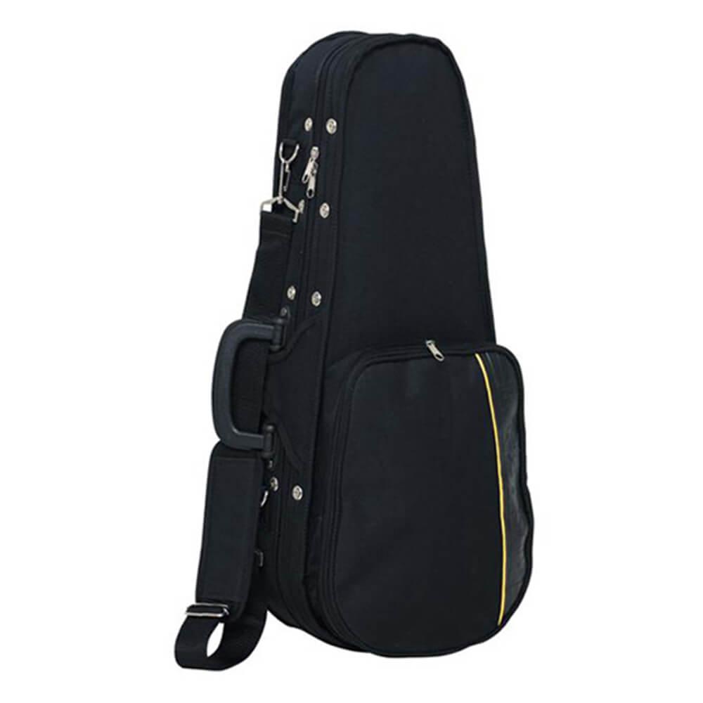 RockCase RC 20850 B Deluxe Line - Soft Light Soprano Ukulele Gig Bag