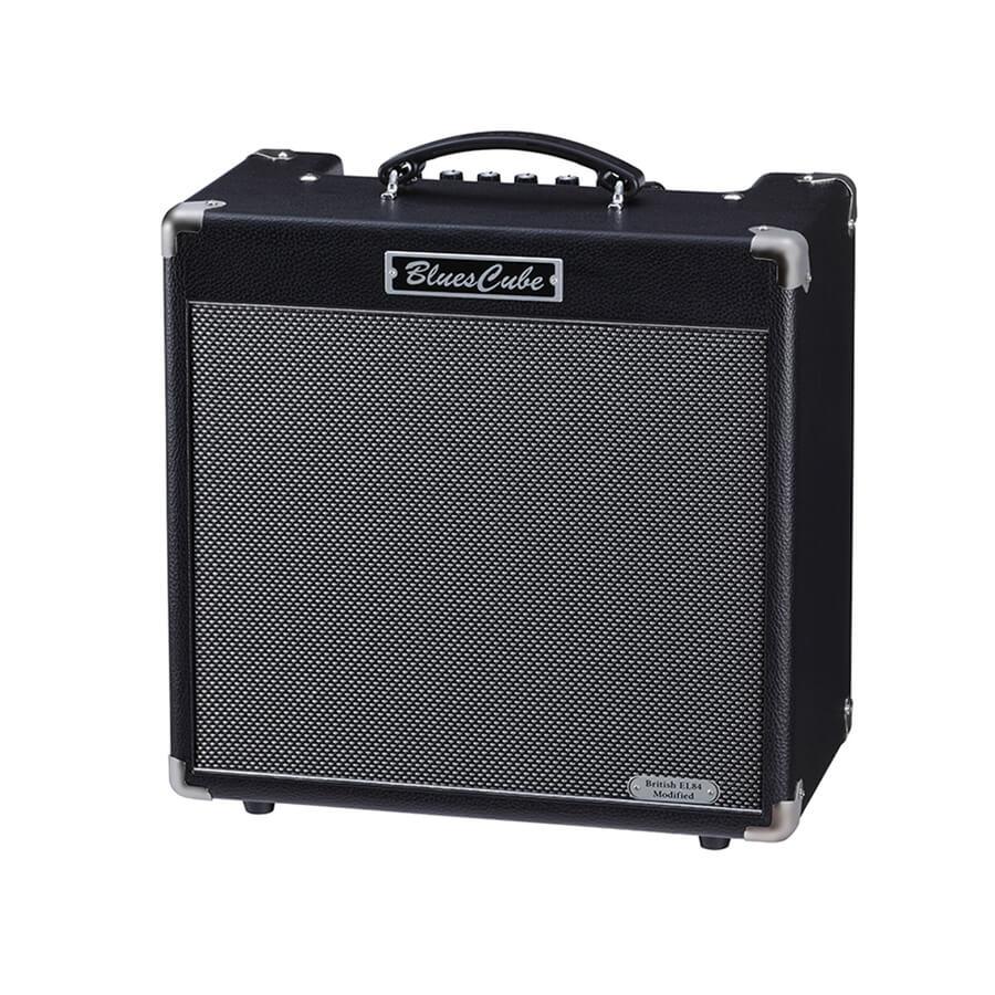 roland blues cube hot british el84 modified guitar amplifier rich tone music. Black Bedroom Furniture Sets. Home Design Ideas