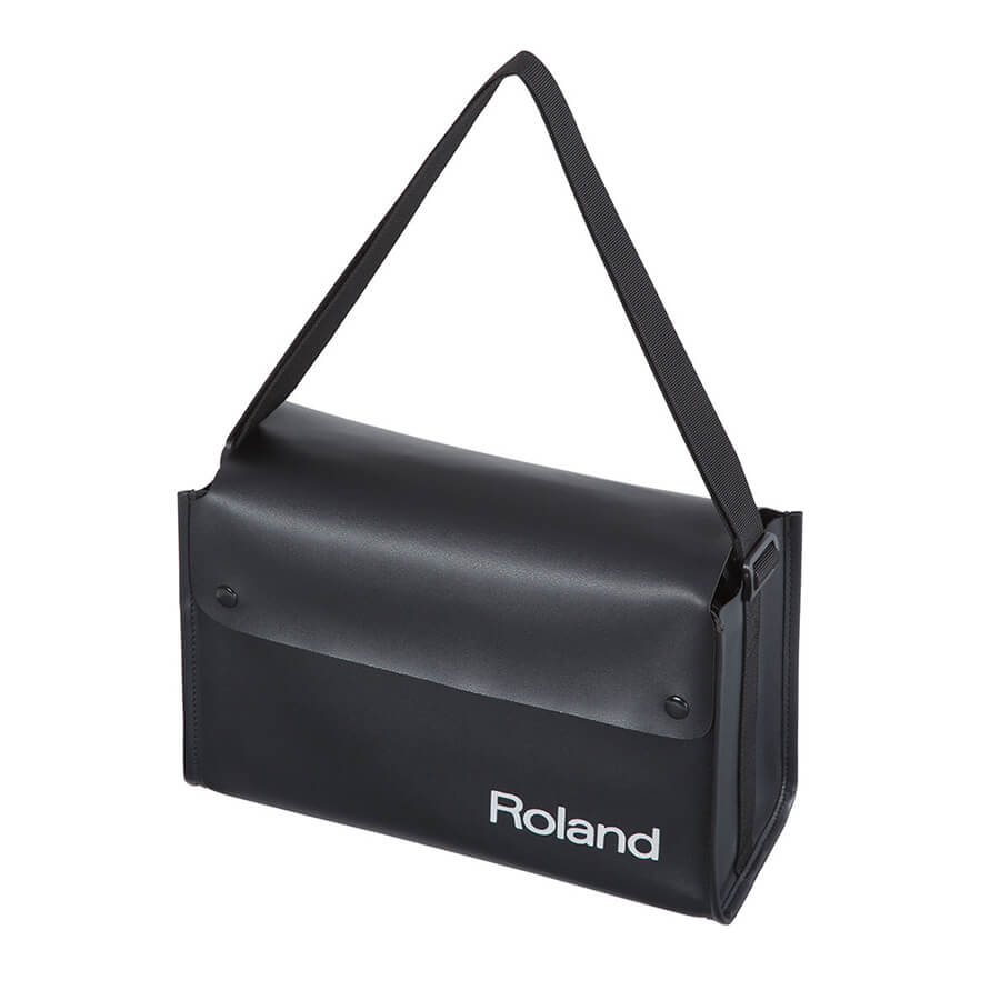roland cb mbc1 carrying case for mobile cube rich tone music. Black Bedroom Furniture Sets. Home Design Ideas
