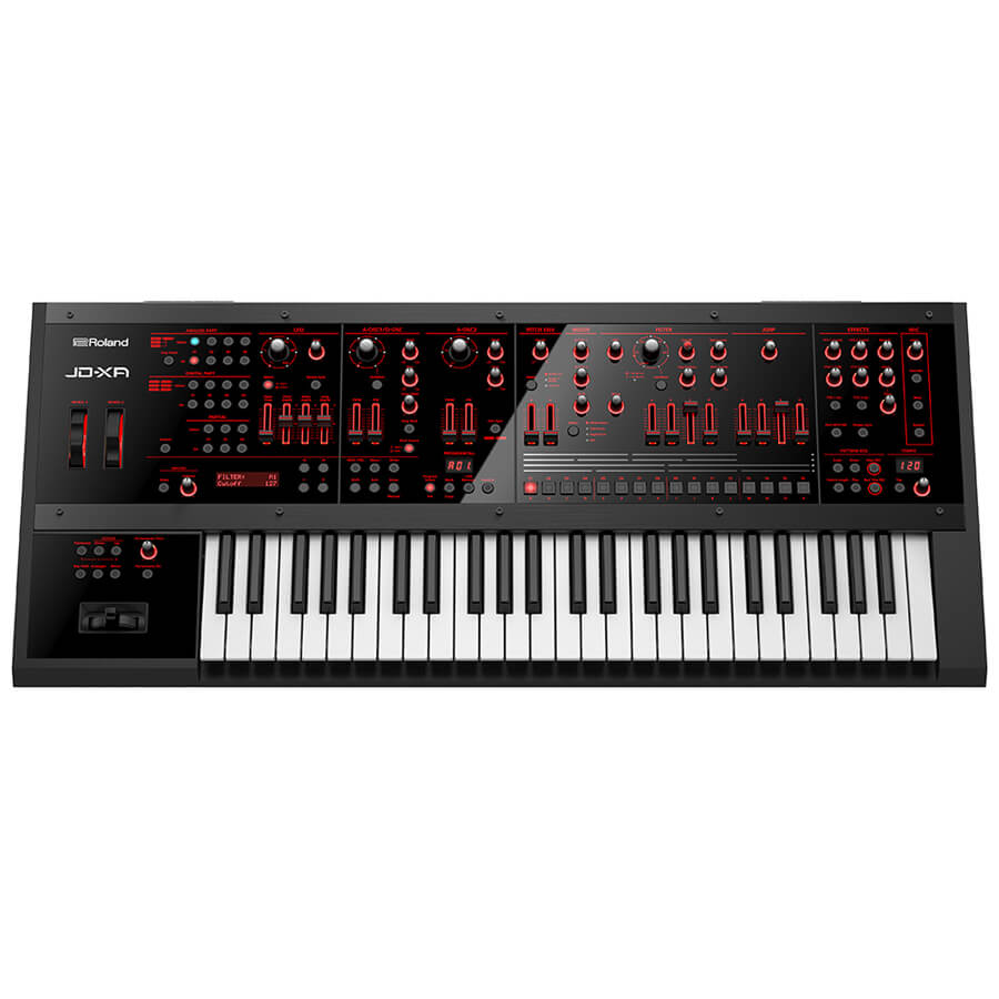 Roland JDX-A Roland Synthesiser