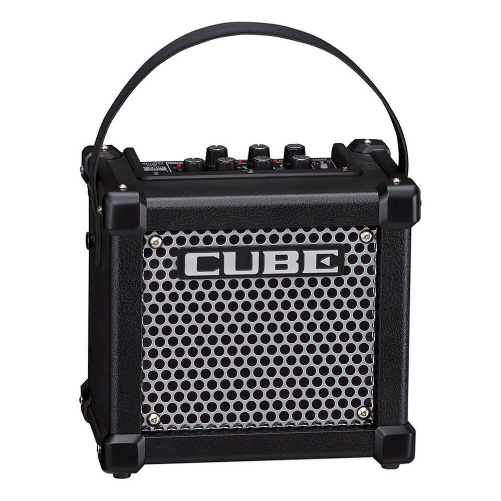 Roland Micro Cube GX Guitar Amplifier - Black
