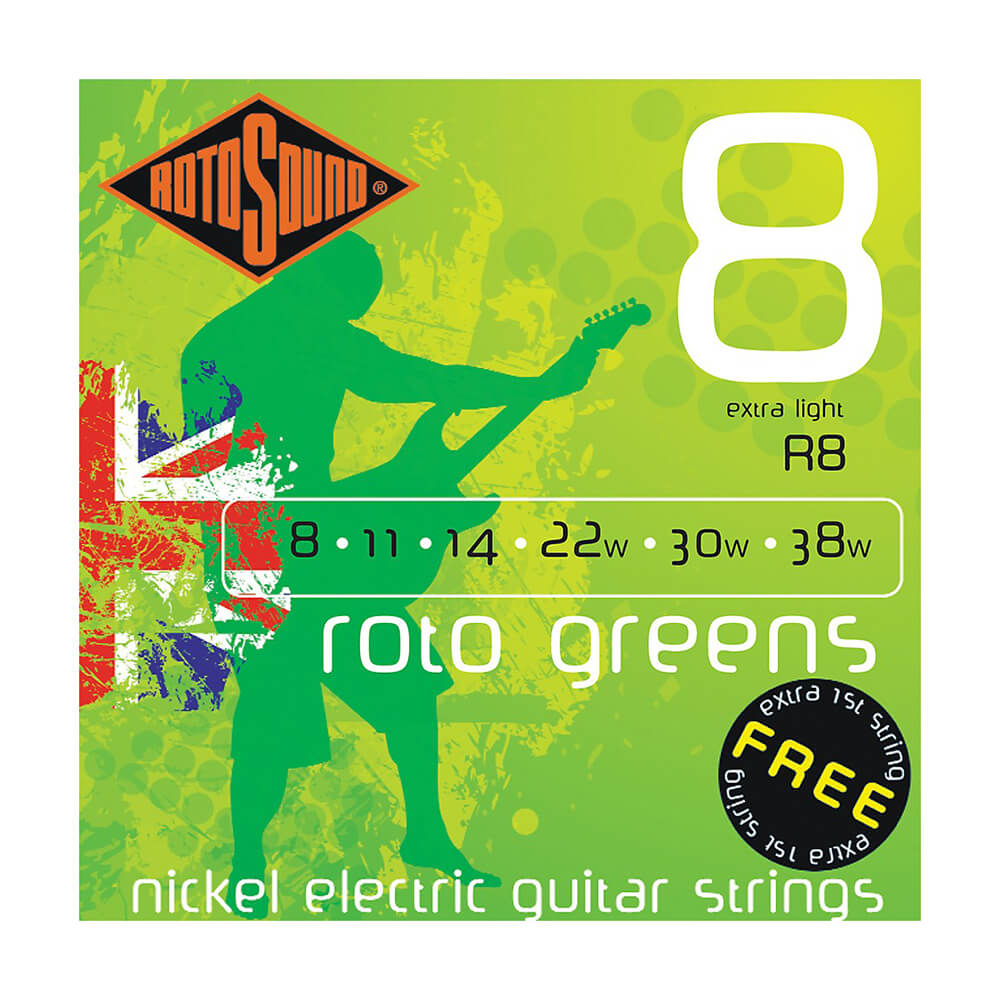 Rotosound SM55 Solo Bass 55 Strings, Long Scale, 40-100