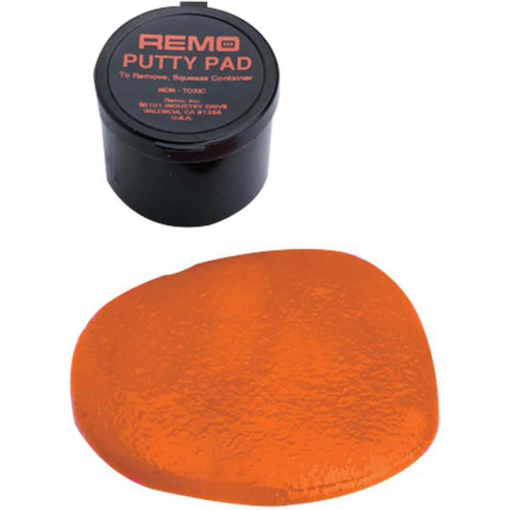 Remo RT-1001-52 Mouldable Putty Practice Pad