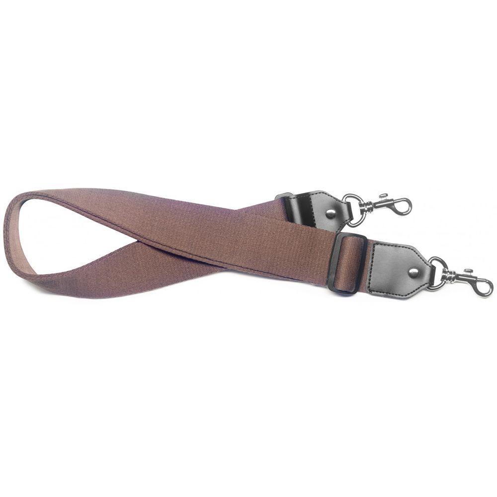 Stagg Cotton Banjo Strap - Brown