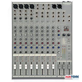 Samson MDR1248 12 Channel Mixing Desk with Effects