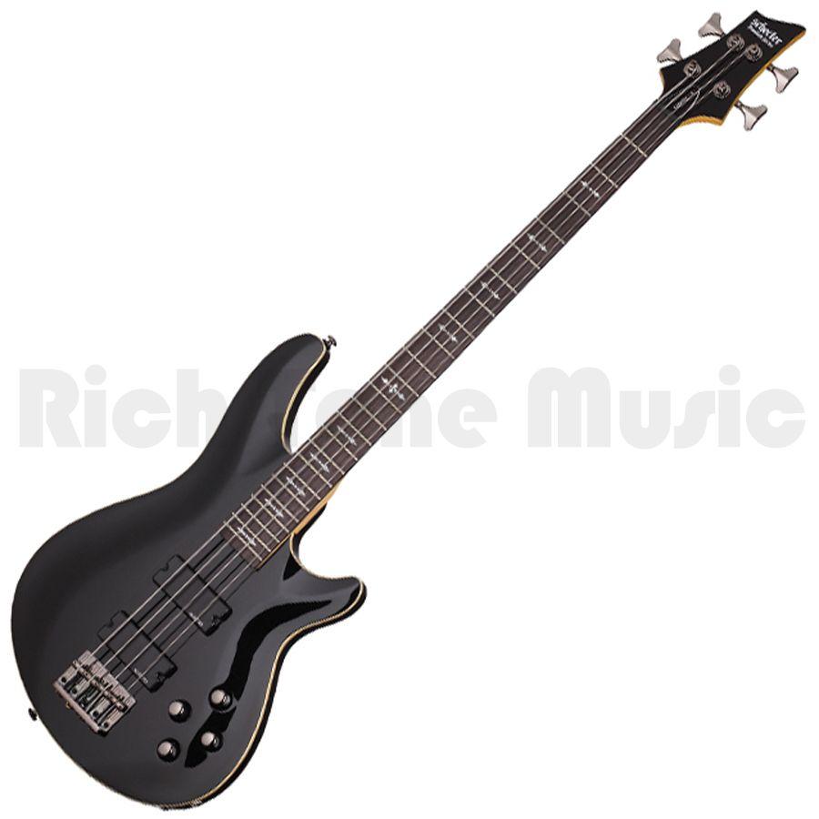 Schecter Omen-4 2012 Bass - Black