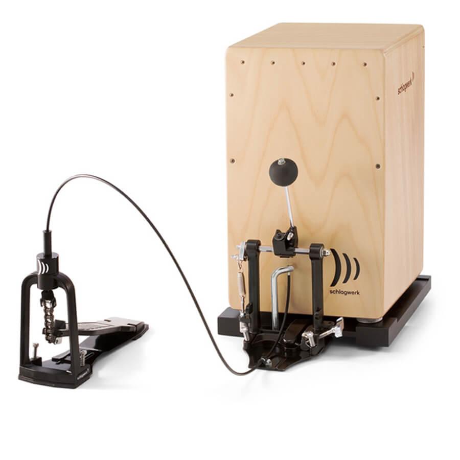schlagwerk cajon pedal incl prosafe bag rich tone music. Black Bedroom Furniture Sets. Home Design Ideas