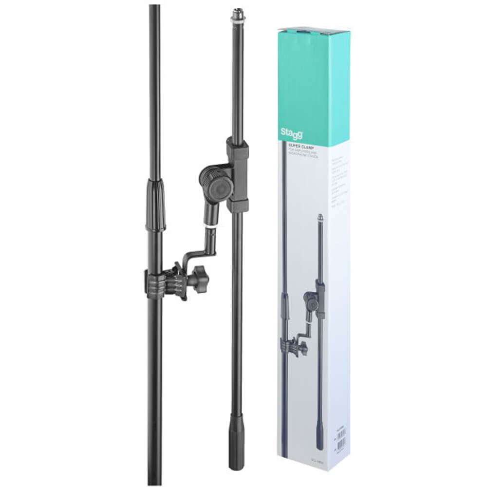 Stagg SCL-MIBS Universal Microphone Boom Arm with Clamp