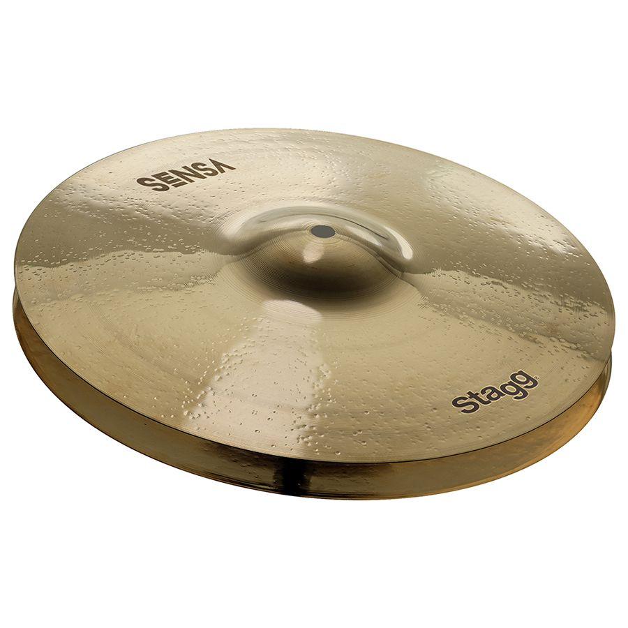 Stagg SEN-HM13B 13″ SENSA Brilliant Medium Hi-Hat Cymbals