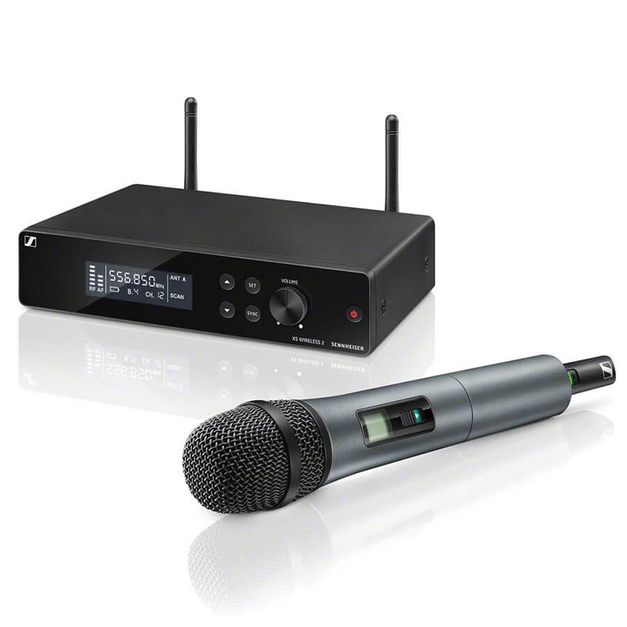 Sennheiser XSW 2-835 Wireless Microphone System, E-Band