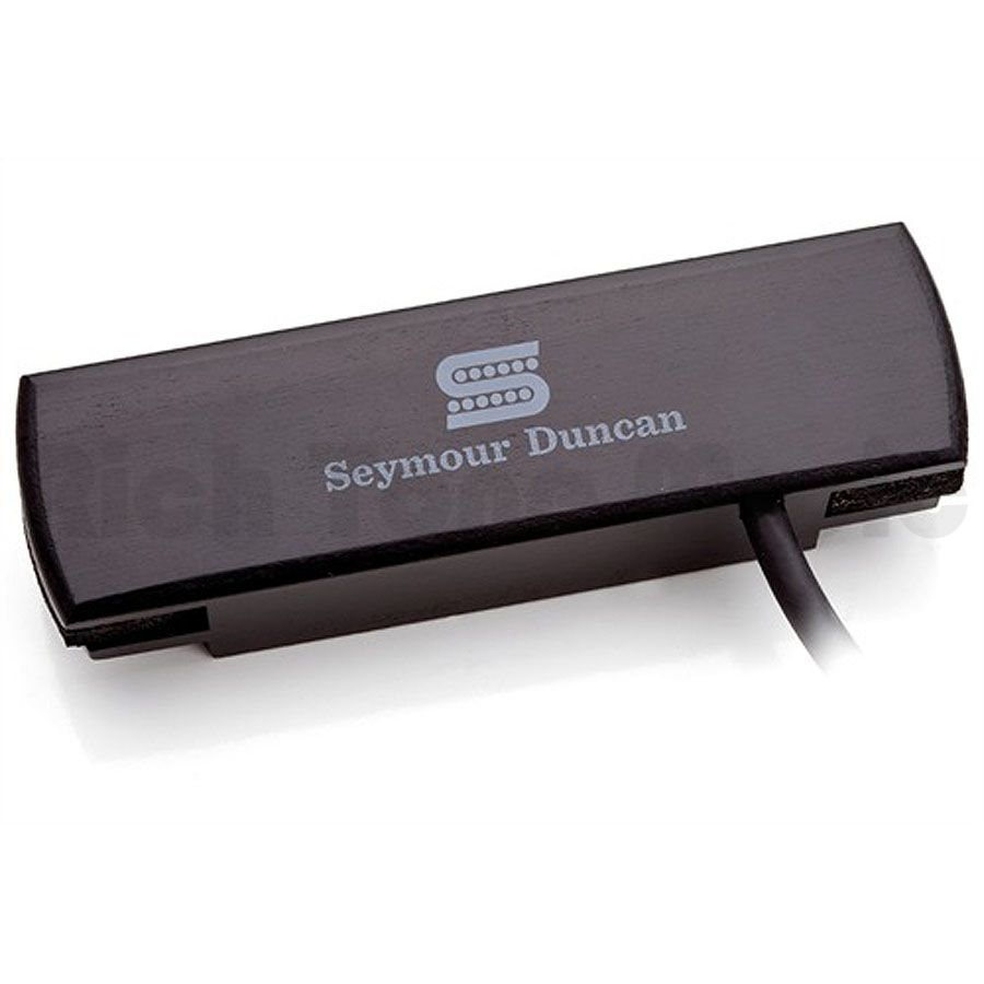 Seymour Duncan SA-3HC Wood - Hum Cancelling - Black