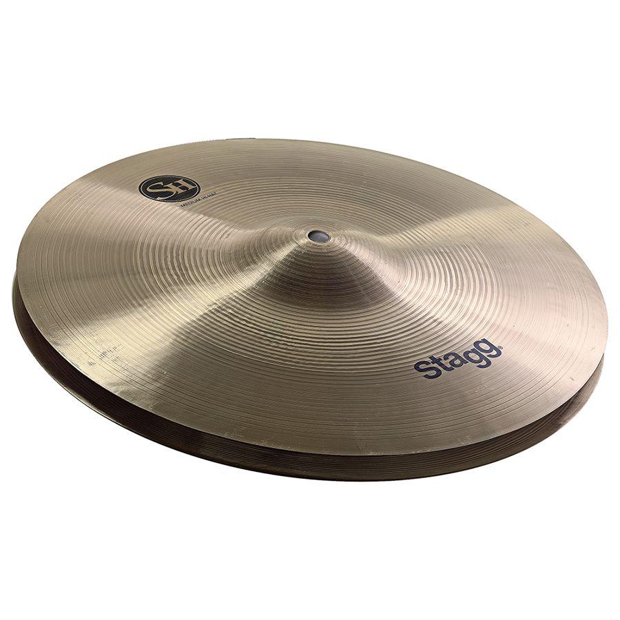 Stagg SH-HM13R 13″ SH Regular Medium Hi-Hat Cymbals