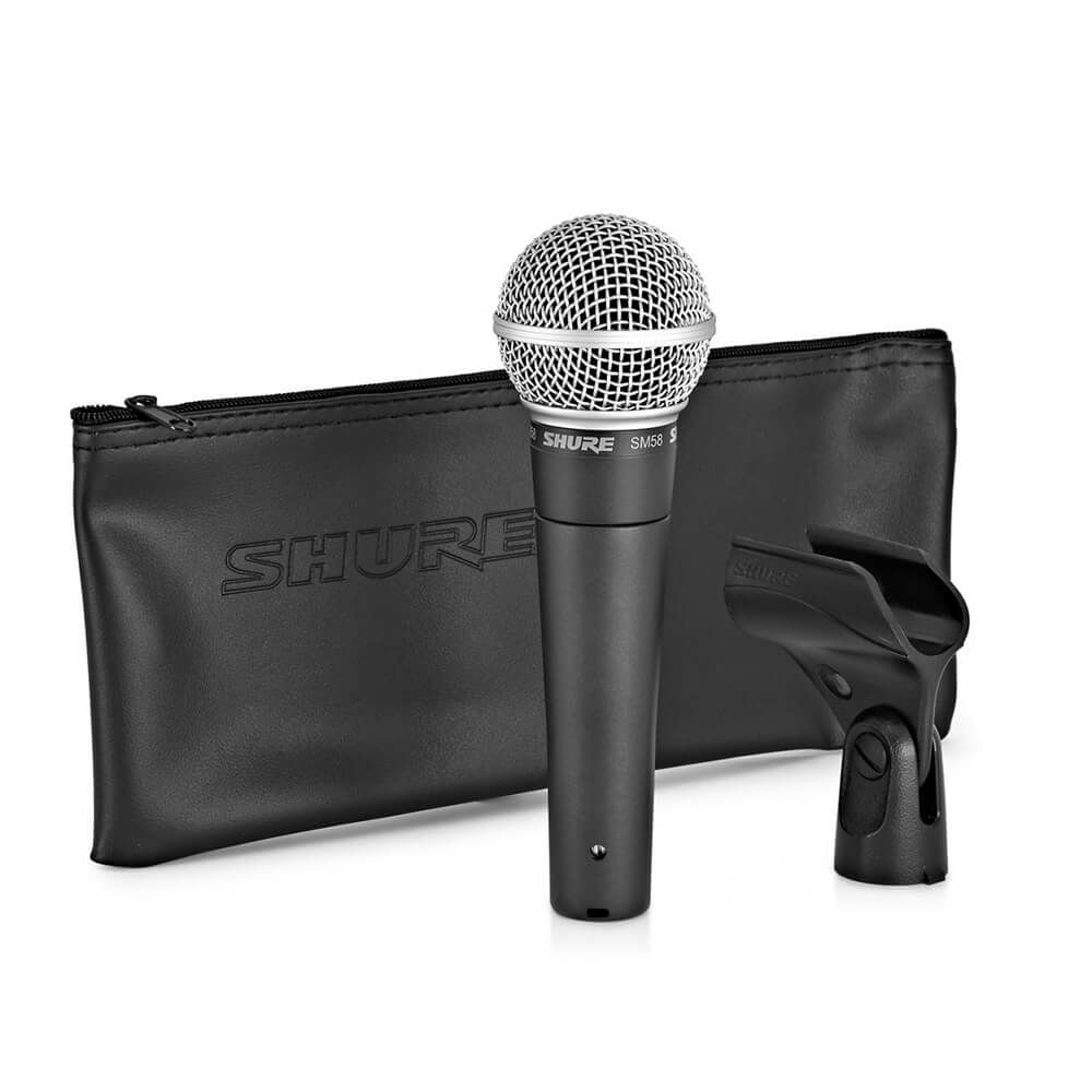 Dynamic Cardiod Microphone For Live Performance Stagg SDMP15 On//Off Switch