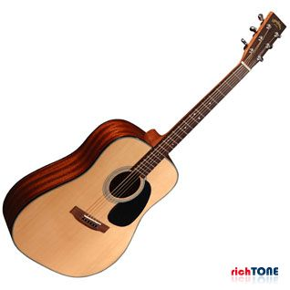 Sigma DM-18 Acoustic Guitar - Natural