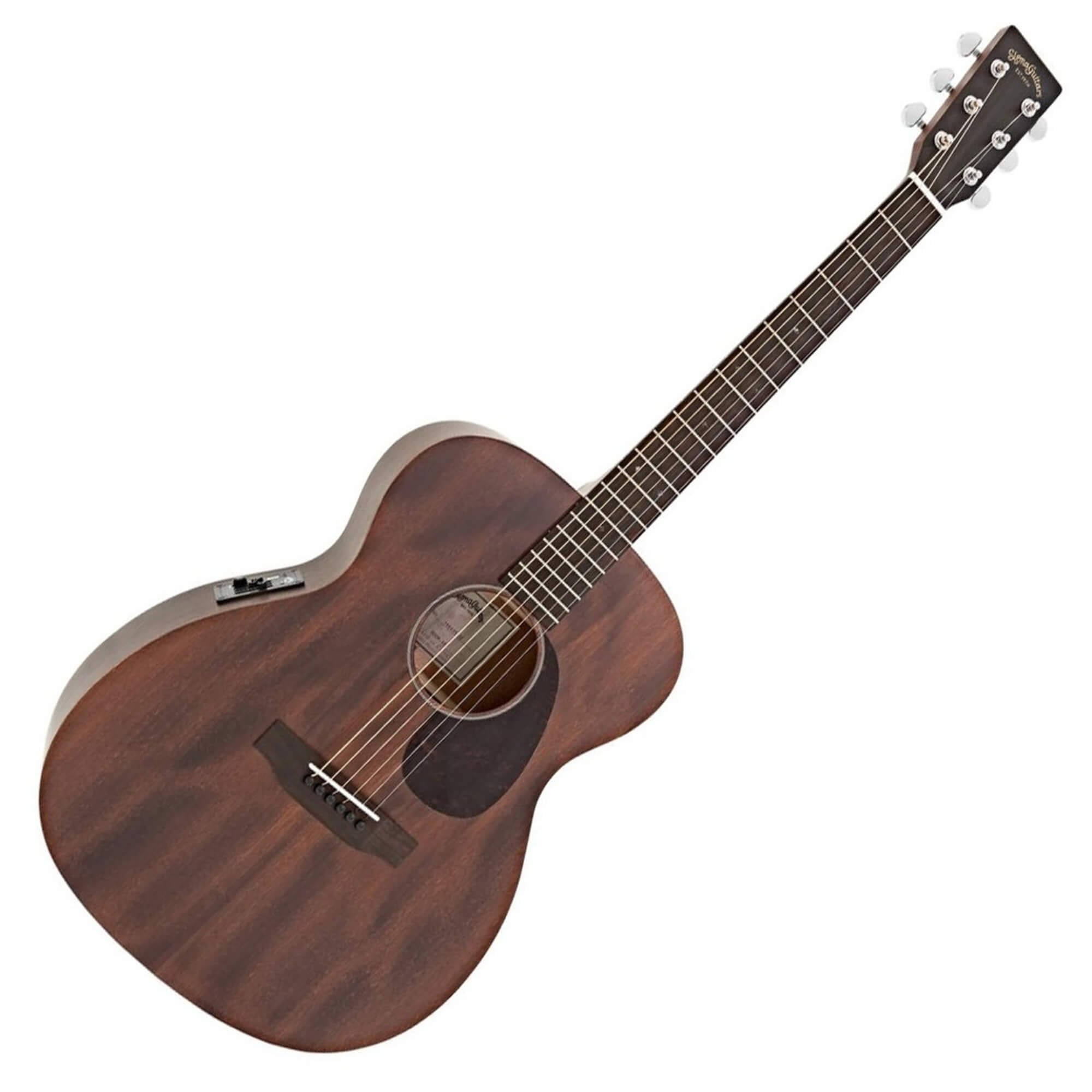 Sigma 15 Series 000M-15E+ Electro-Acoustic Guitar - UK Custom