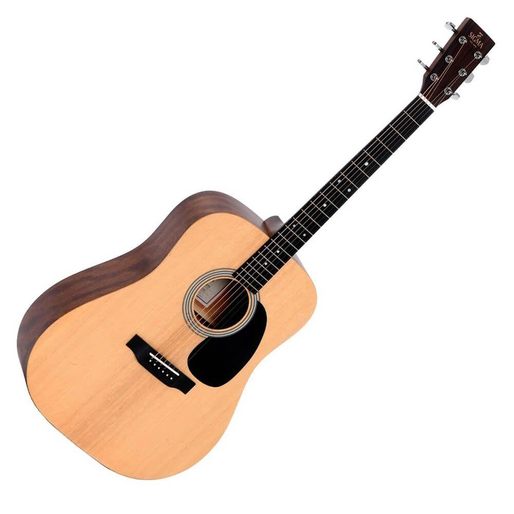 Sigma ST Series DM-ST+ Acoustic Guitar