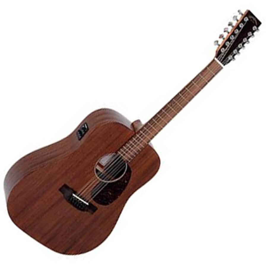 Sigma 15 Series DM12-15E 12-String Electro-Acoustic Guitar