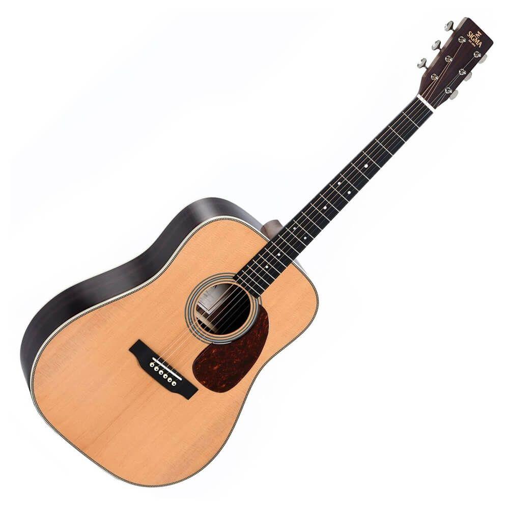 Sigma Standard Series DT-28H+ Acoustic Guitar