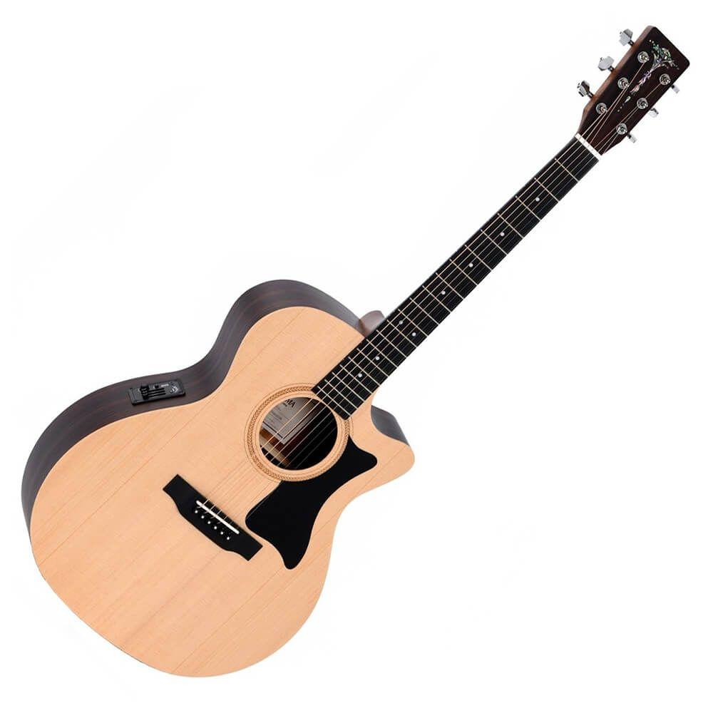 Sigma SE Series GTCE+ Electro-Acoustic Guitar