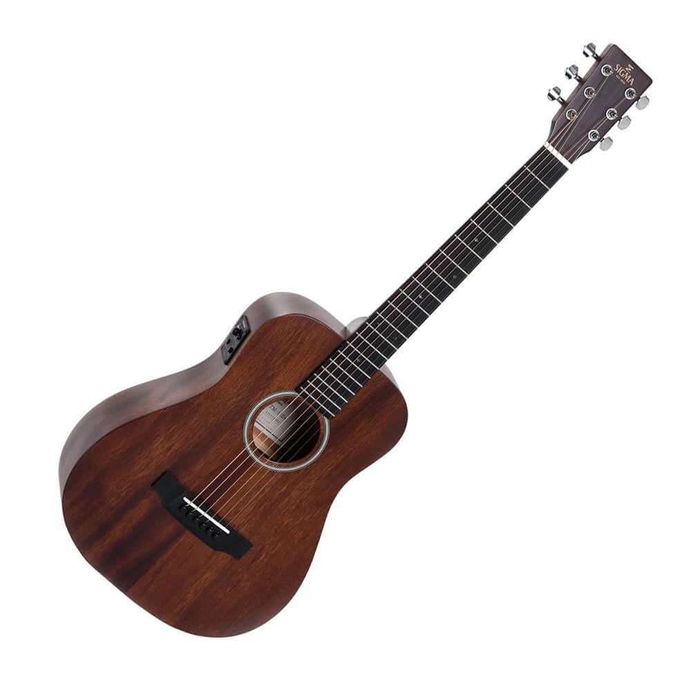 Sigma Travel TM-15E+ Electro-Acoustic Guitar