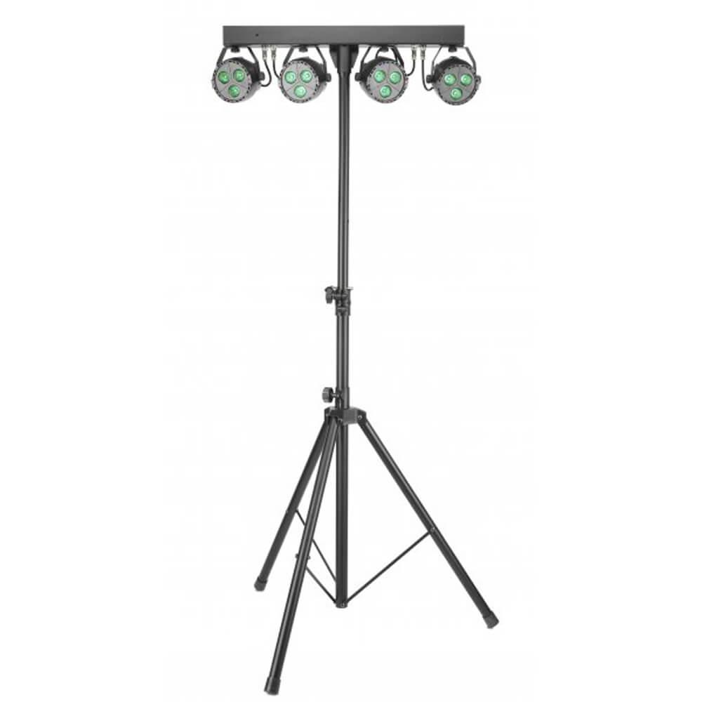 Stagg SLB 4P34-41-3 Performer Light Set RGBW 48W