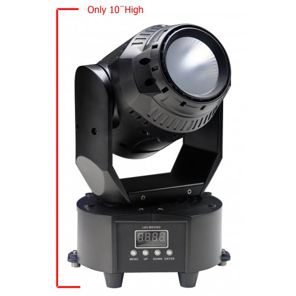 Stagg SLI CYCLOPS60-0 Moving Head Stage Light 60w COB LED