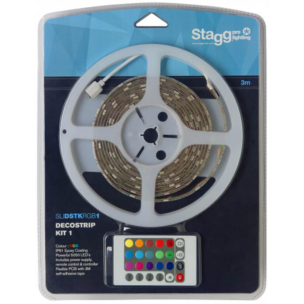 Stagg SLI DSTK RGB1-3 Kit