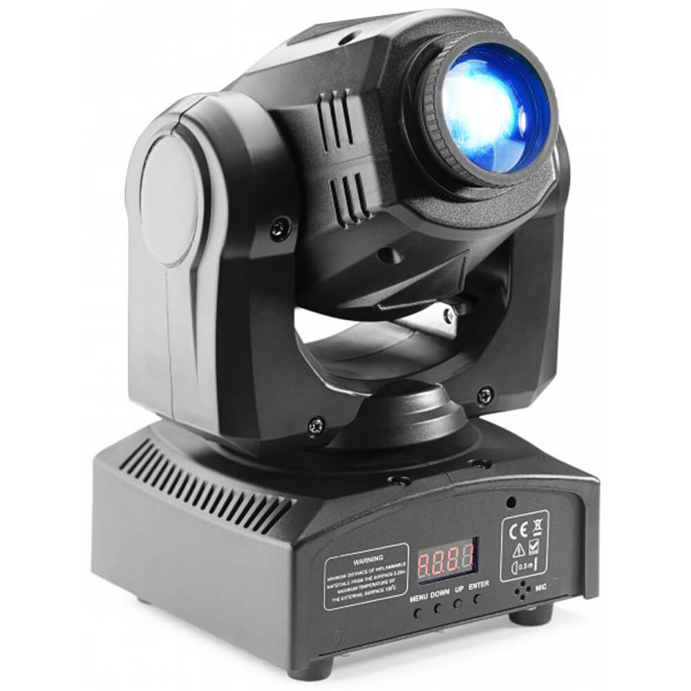 Stagg SLI MHBTAGG30-3 Gobo Moving Head with 30W LED