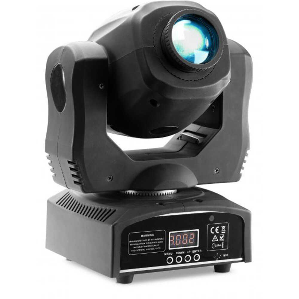 Stagg SLI MHBTAGG60-3 Gobo Moving Head with 60W LED