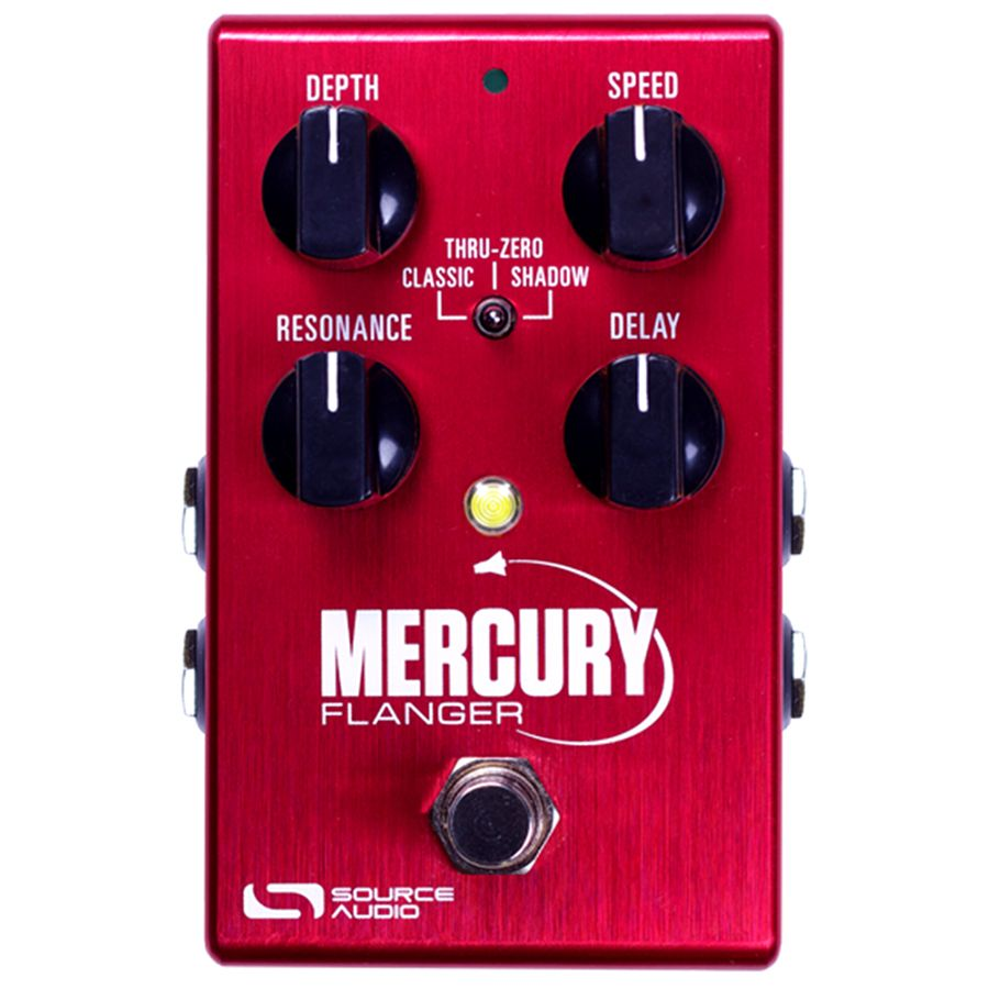 Source Audio Mercury Flanger FX Pedal