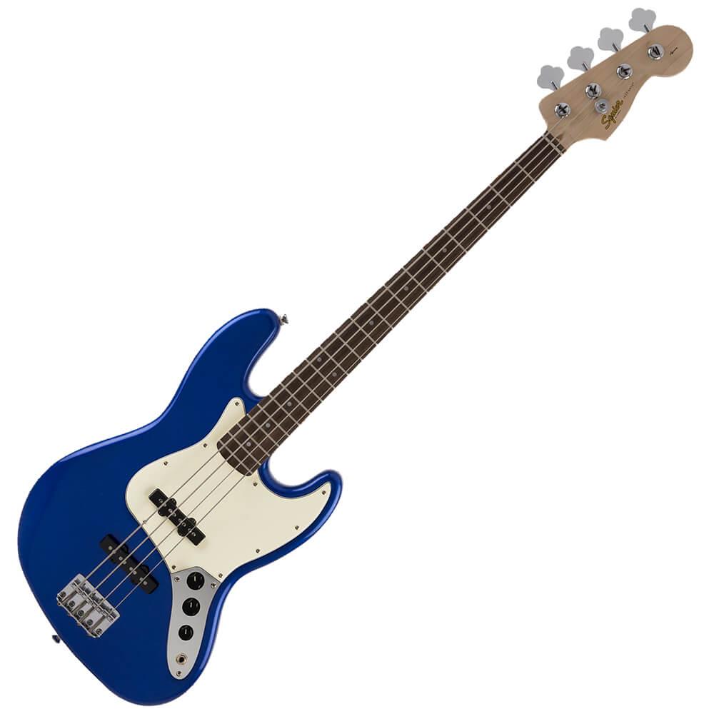 Squier FSR Affinity Series Jazz Bass - LRL - Imperial Blue
