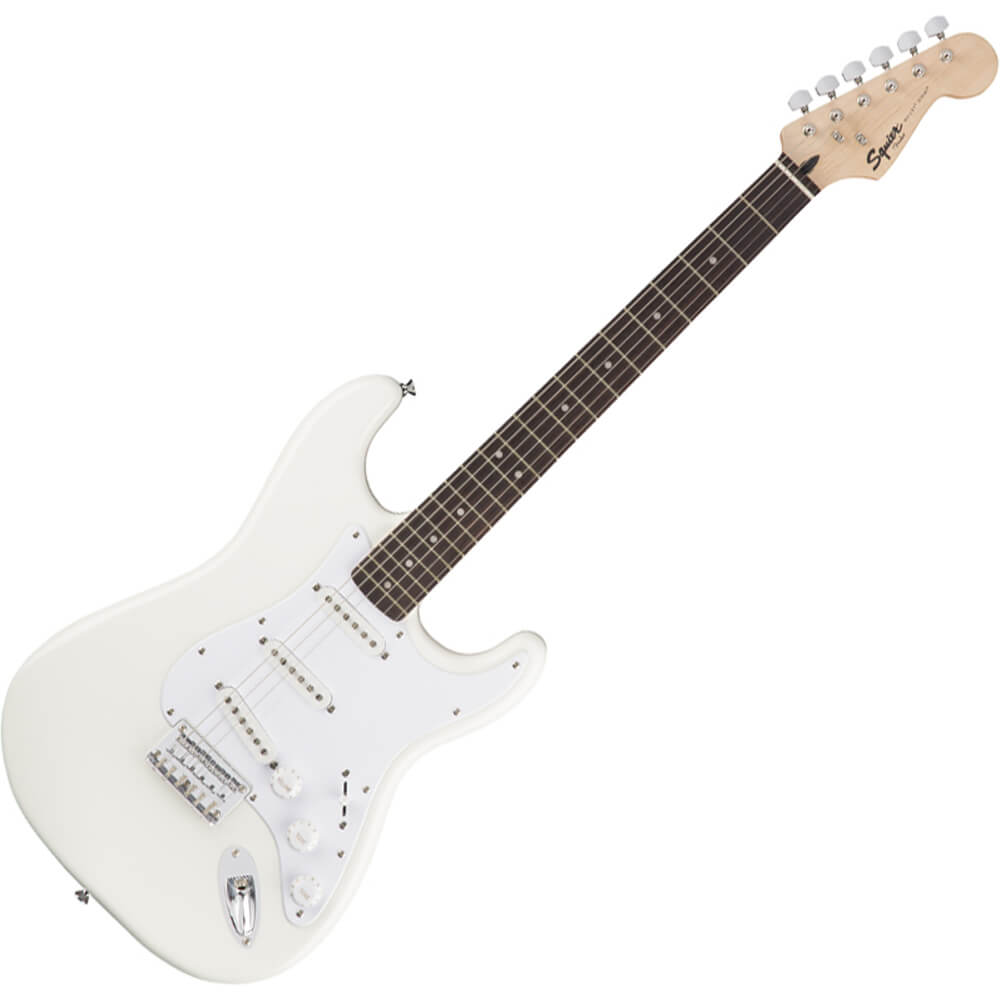 Squier Bullet Stratocaster Hardtail - Arctic White
