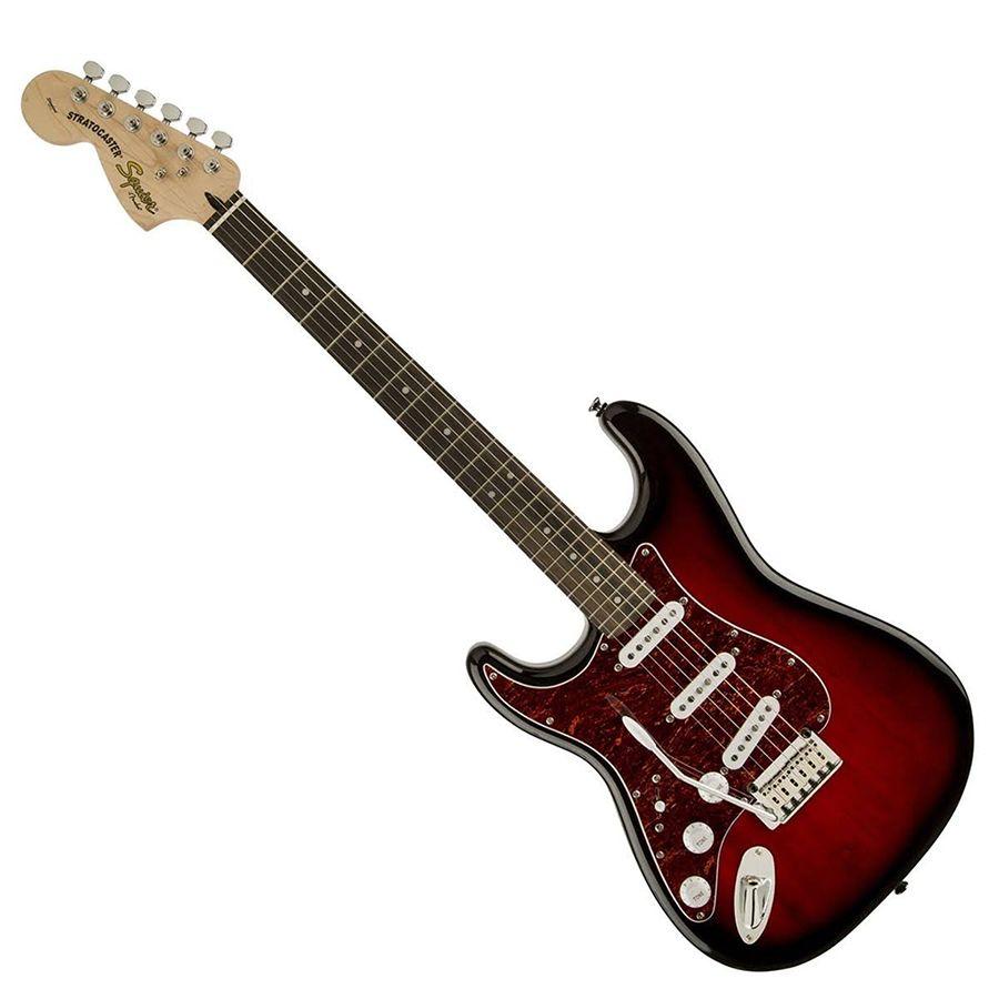 Squier Standard Stratocaster Left-Handed - Antique Burst