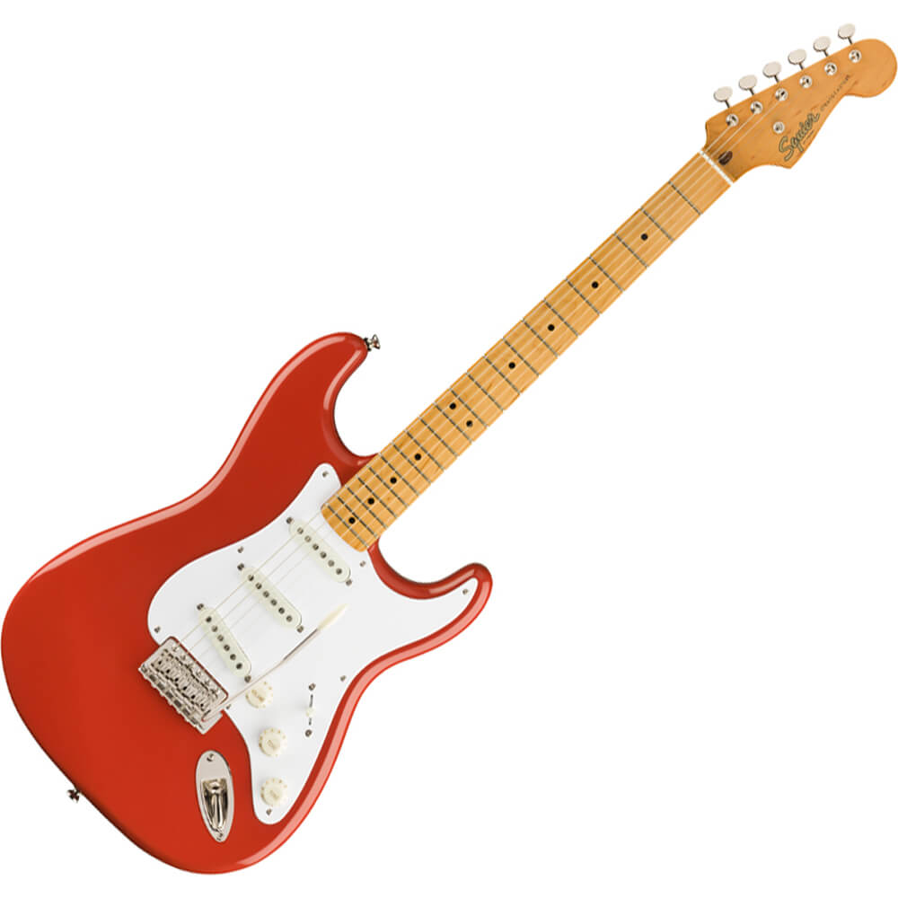 Squier Classic Vibe 50s Stratocaster - MN - Fiesta Red