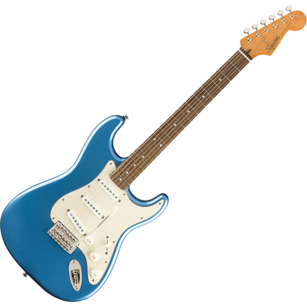 Squier Classic Vibe 60s Stratocaster - LRL - Lake Placid Blue