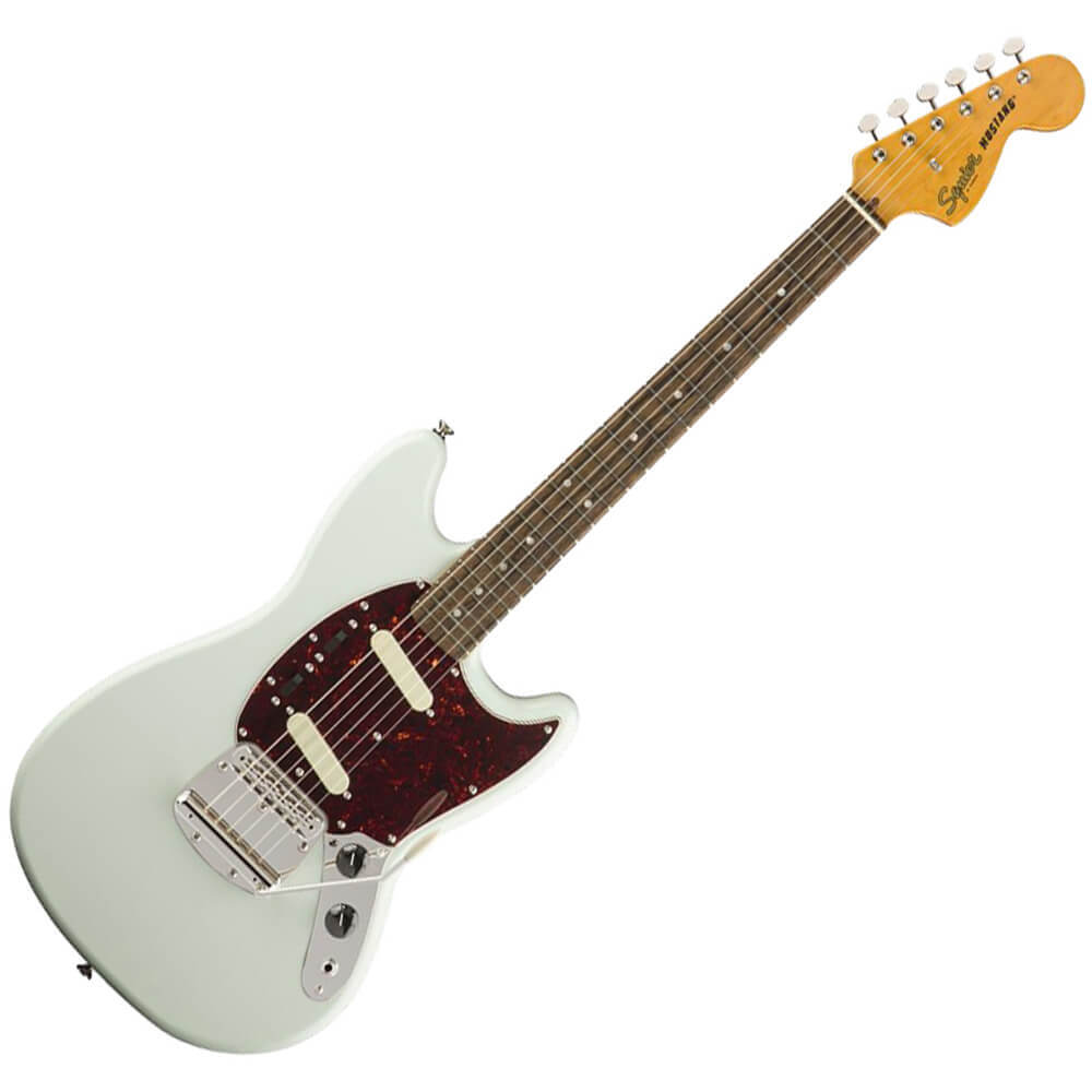 Squier Classic Vibe 60s Mustang - IL - Sonic Blue