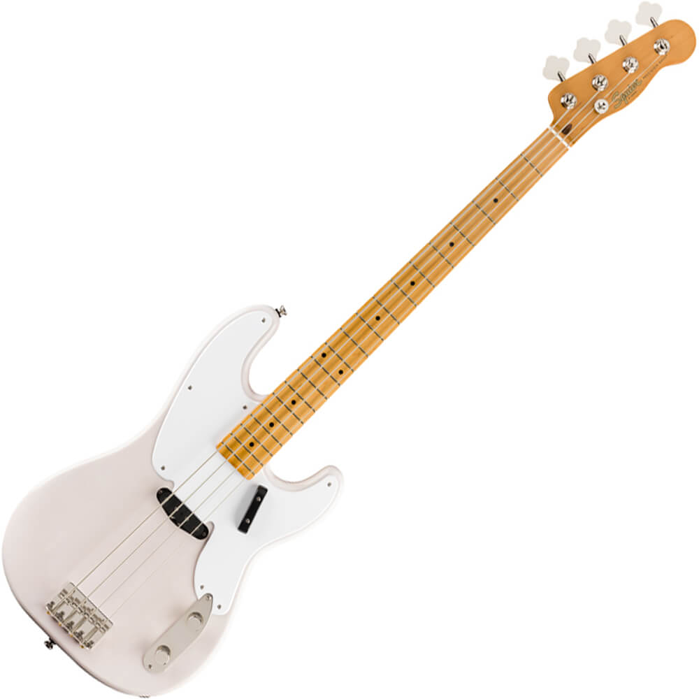 Squier Classic Vibe 50s Precision Bass - MN - White Blonde