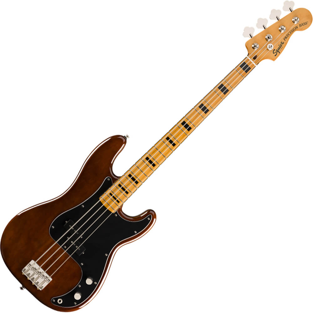 Squier Classic Vibe 70s Precision Bass - MN - Walnut