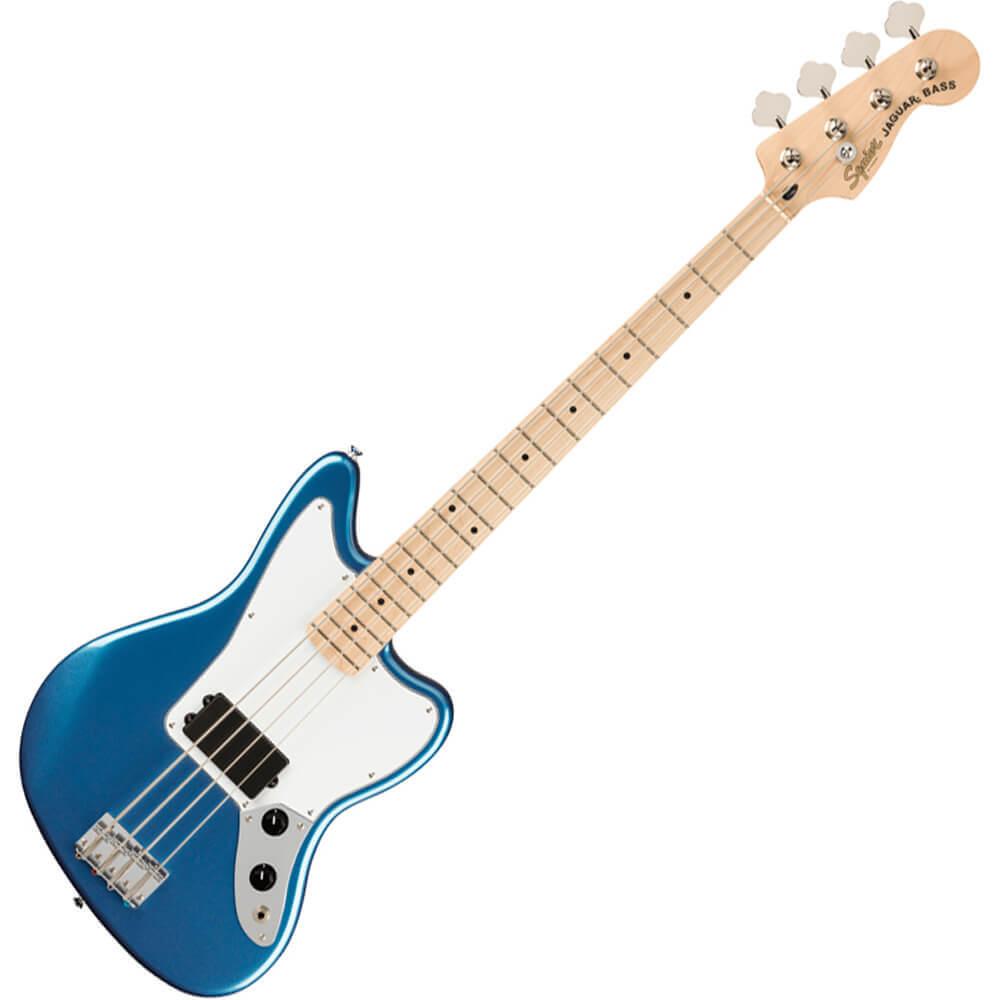 Squier Affinity Series Jaguar Bass H - MN - Lake Placid Blue