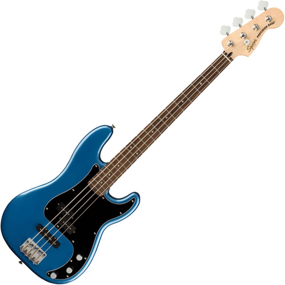 Squier Affinity Series Precision Bass PJ - LRL - Lake Placid Blue