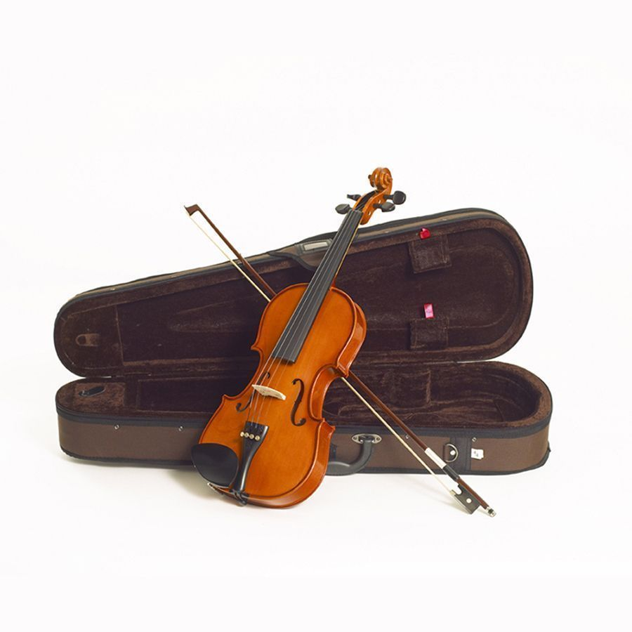 Stentor Student Standard Violin Outfit, 4/4 Size with Case
