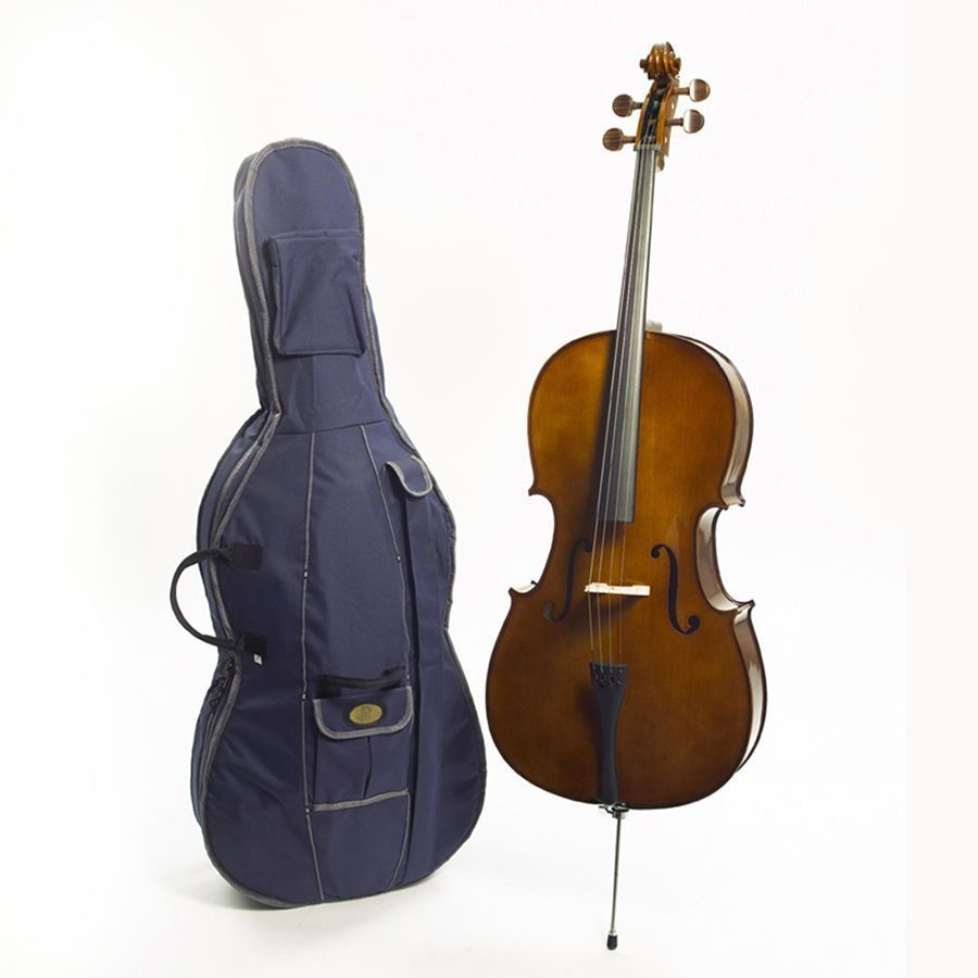 Stentor Student I Cello Outfit, 4/4 Size with Bag