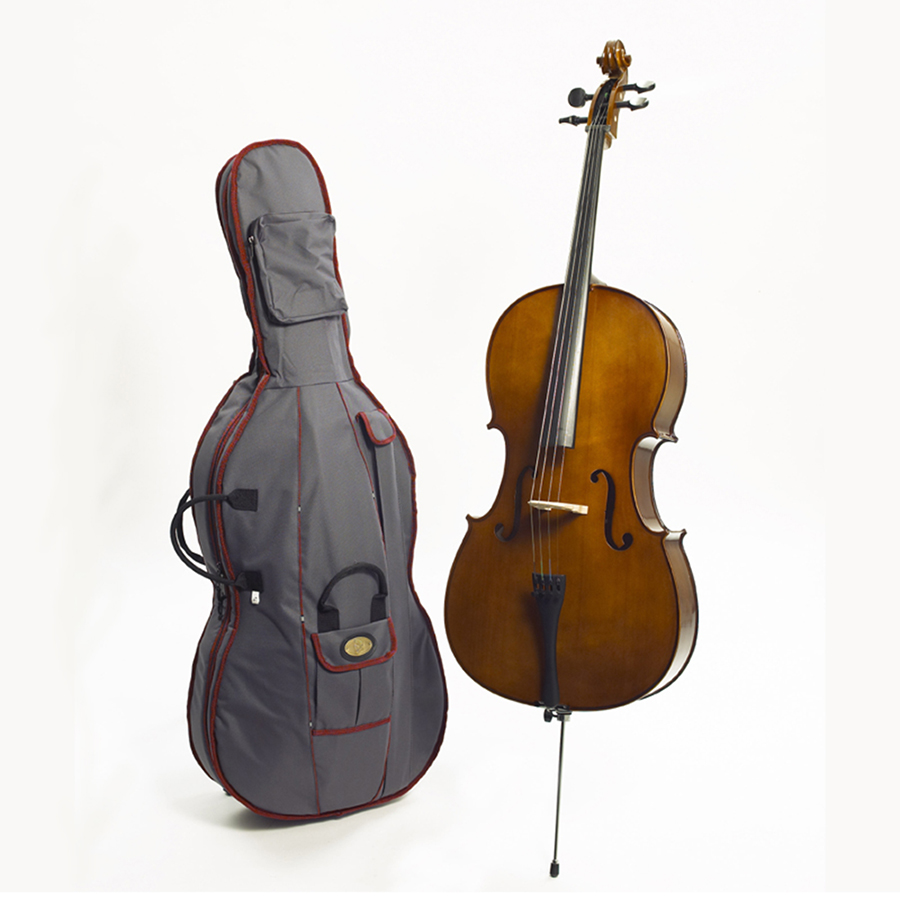 Stentor Student II Cello Outfit, 1/4 Size with Bag
