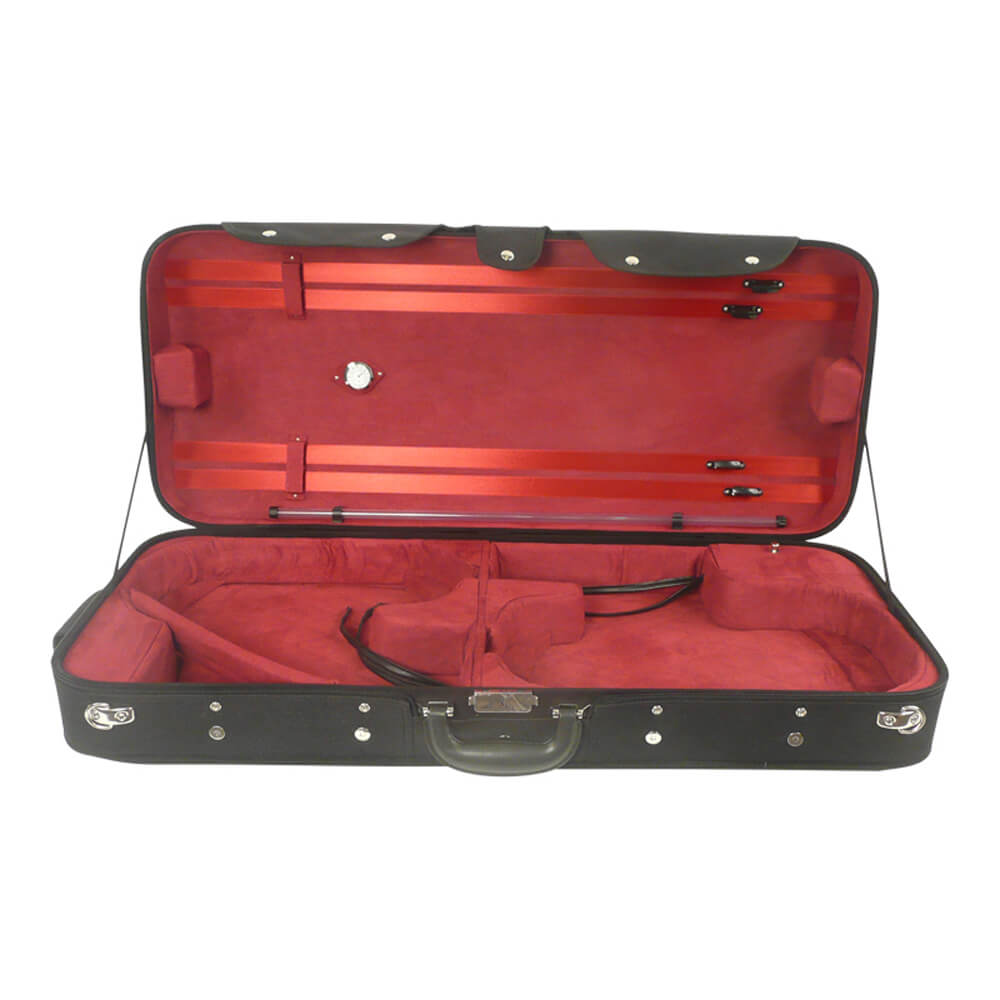 Stentor Violin & Viola Combination Case for Two Instruments