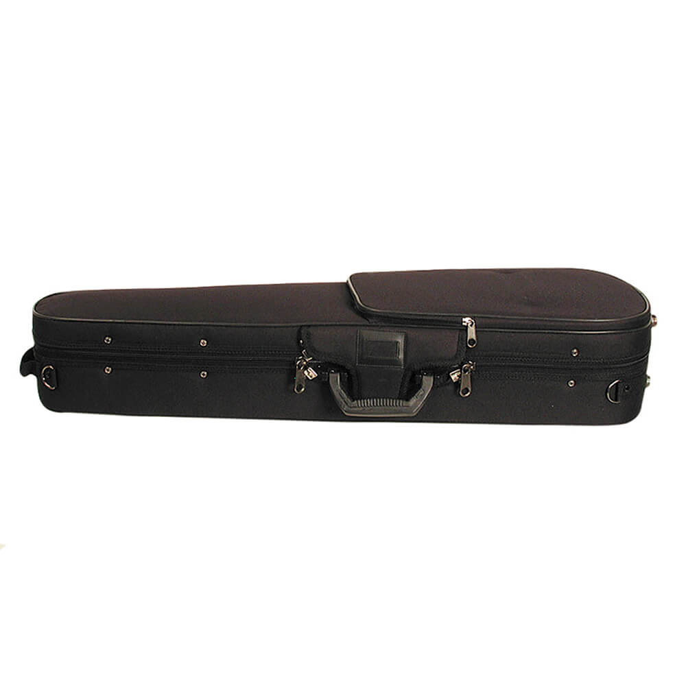 Stentor Violin Case Lightweight Shaped with Blanket 1/2